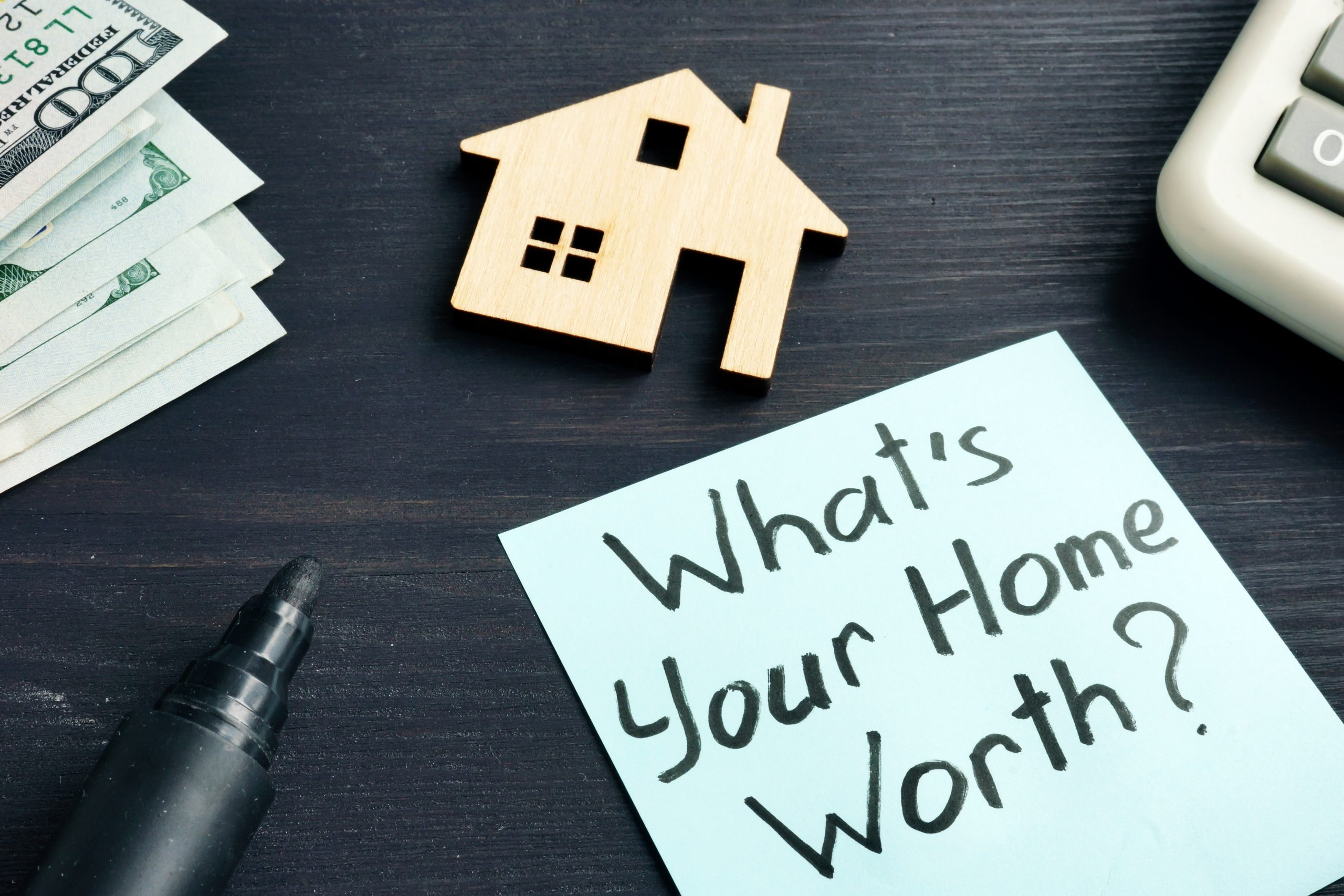 Determining and Maintaining Home Value